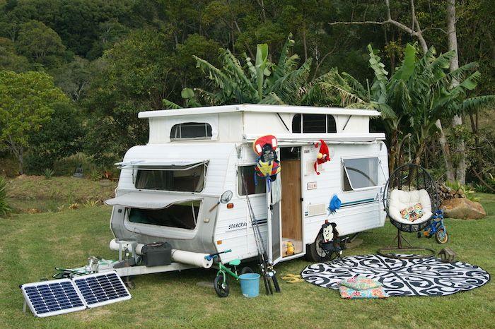 Caravan mats - Korero