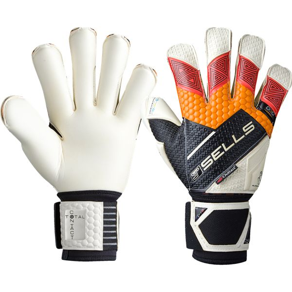 Sells Tech Competition Total Contact Goalkeeper Glove ///  WorldSoccershop.com |