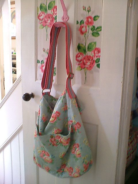Cath bag love- by prettyshabby