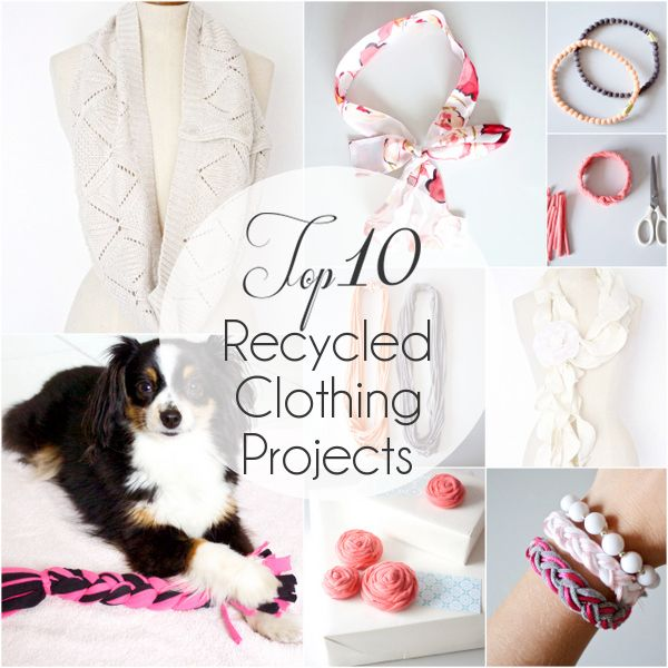 10 Ways to Recycle Old Clothes | Design Eur Life Blog | A European Lifestyle & Vintage Boutique Co.
