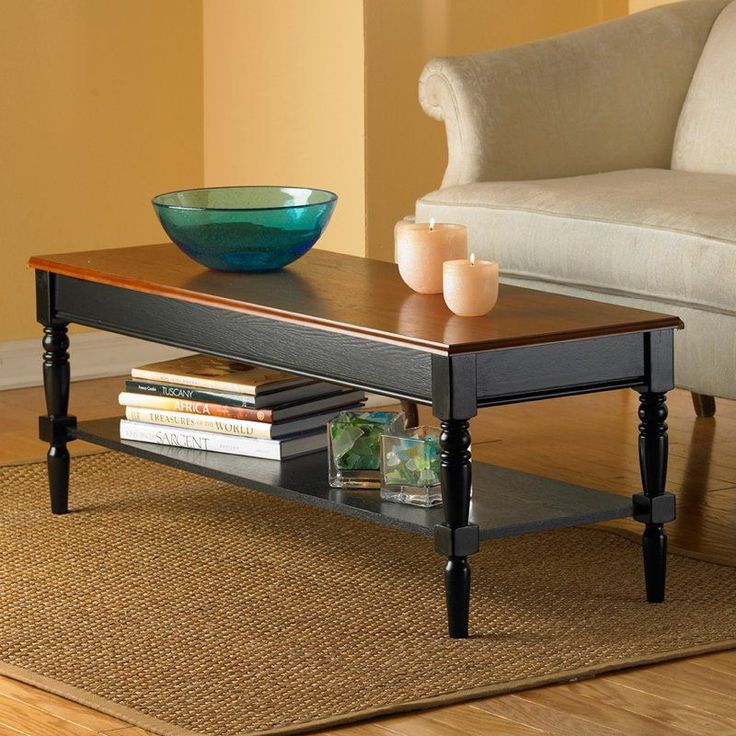 Convenience Concepts French Country Coffee Table - 6042184