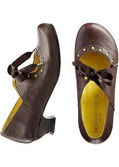 Baleríny • Dámská obuv • Bon prix