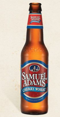 Samuel Adams Cherry Wheat with a couple splashes of cherry juice and a couple maraschino cherries....now that is yummmo!