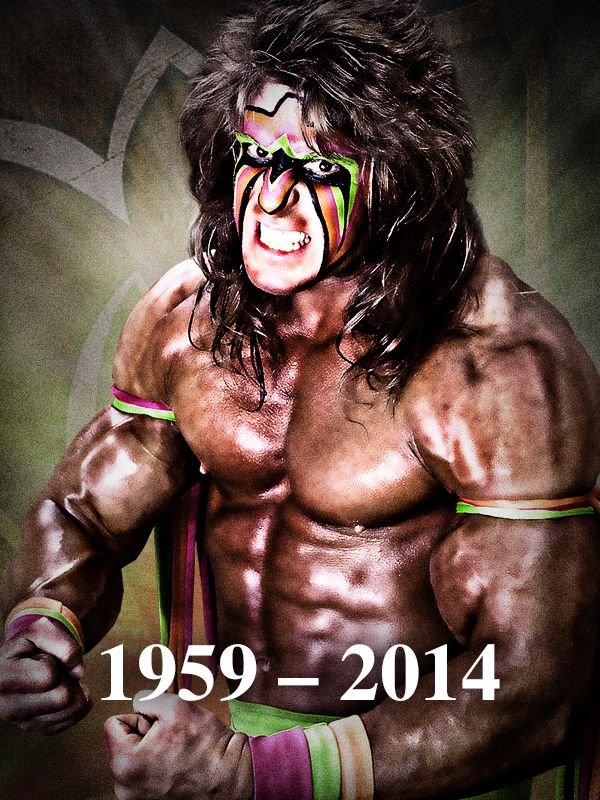 … damn. rip, ultimate warrior.