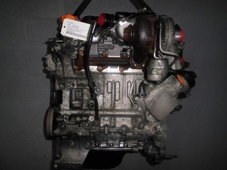 moteur de peugeot 1007 1 6 hdi type 9hz dv6ted4 de 2008 61000 km affichage compteur dans. Black Bedroom Furniture Sets. Home Design Ideas