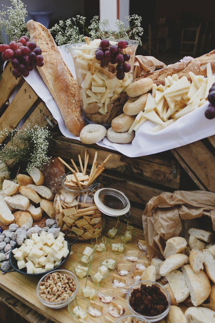 Chesse Buffet. Torre del Rey (Granada, Spain)  www.cristinaruizfoto.com  #cheese #buffet #weddingfood #weddingideas