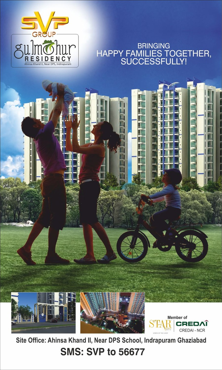 Gulmohar Residency is one such state-of-the-art project developed with high professional standards and imperial designs. This dream housing project personifies comfortable and luxurious living spaces providing cosmopolitan living options that too in the heart of nature. It is a perfect dwelling that combines affluence, leisure and extravagance with the splendor of natural beauty.