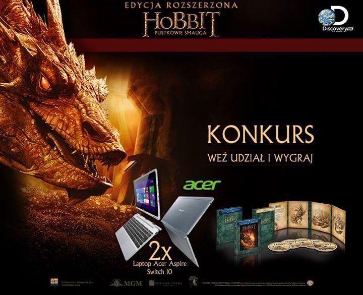 #hobbit #facebook #acer #laptop http://www.e-konkursy.info/konkurs/145274,konkurs-hobbit-pustkowie-smauga.html