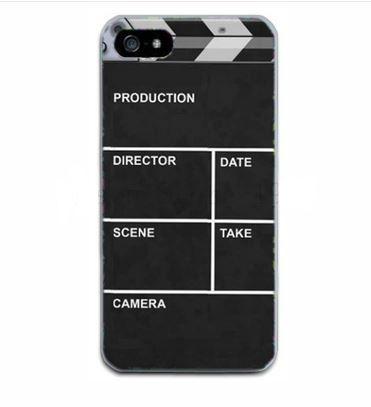 Movie Set Iphone Cover