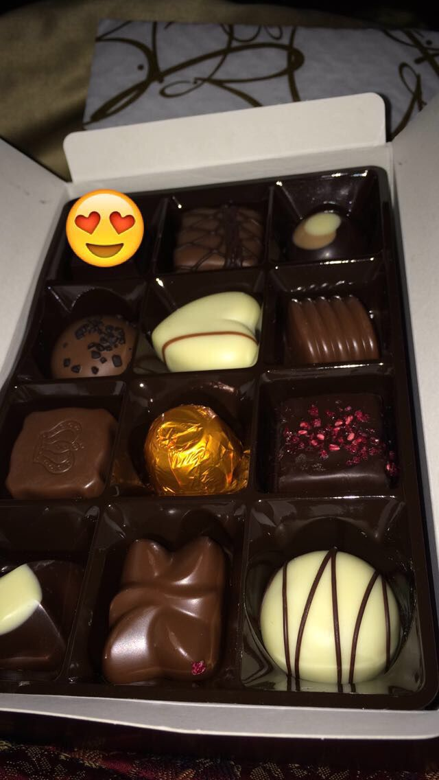M&s chocolates
