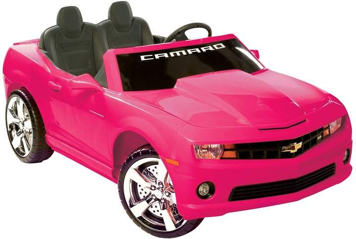 National Products 12v Chevrolet Camaro Ride On Battery Powered Car Power Cars Car Battery