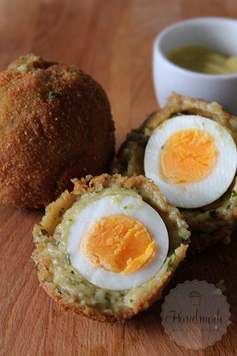 Groningse eierballen – HandmadeHelen