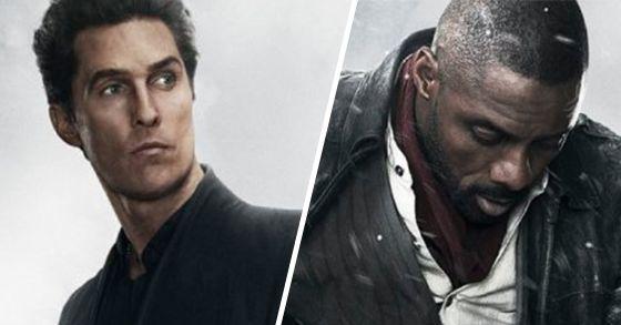 LA TORRE NERA due mini teaser trailer del film con Idris Elba e Matthew McConaughey