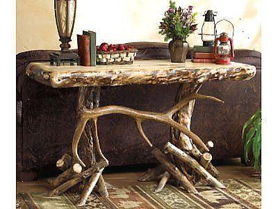 Hur man gör en handgjord rustik soffbord. Arbetet inom budgeten.