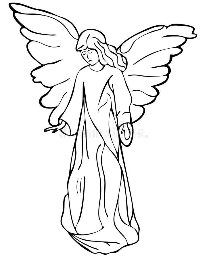 Znalezione Obrazy Dla Zapytania Anioł Stróż Rysunki Lekcje