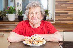 Ilustrační foto ke článku Babiččiny recepty: Vynikající povidlové a tvarohové šátečky