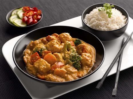 Gluten Free Tofu and Veg Satay