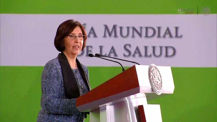 """Doctora Teresita Corona Vázquez, recibió condecoración """"Dr. Eduardo Liceaga"""" - http://plenilunia.com/novedades-medicas/doctora-teresita-corona-vazquez-recibio-condecoracion-dr-eduardo-liceaga/34316/"""