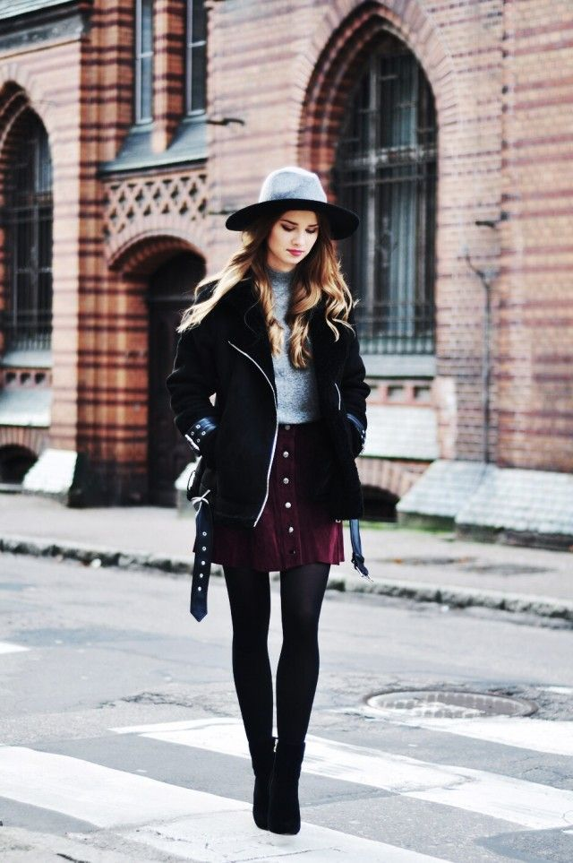 The cutest winter outfit ideas