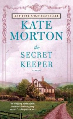 Debbie Macomber recommends reading THE SECRET KEEPER by Kate Morton! Click for two more suggestions.