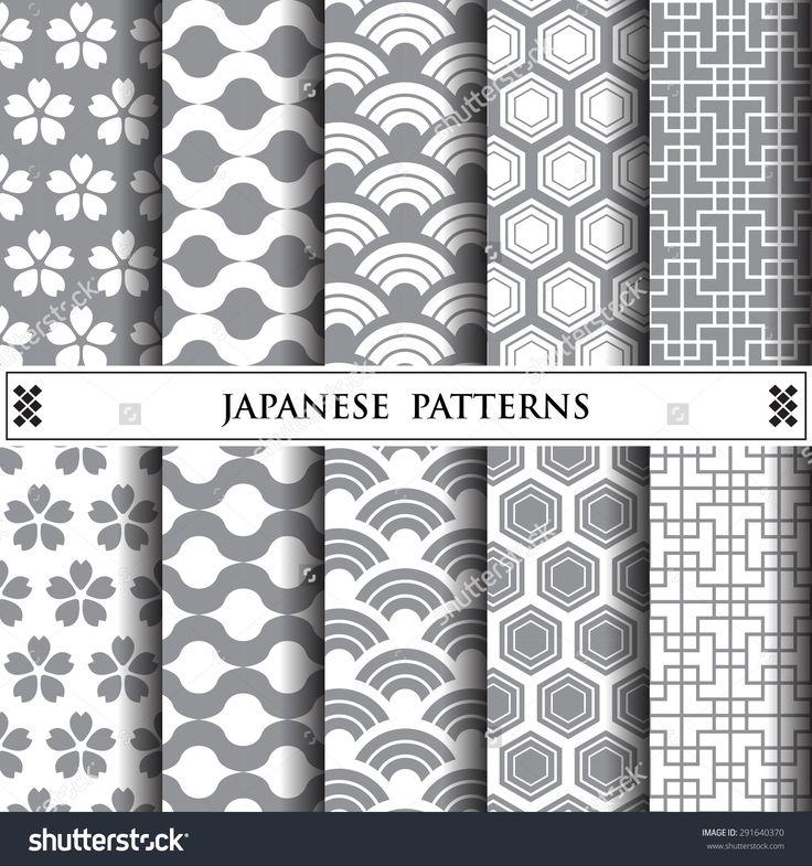 34 best Japanese Patterns images on Pinterest   Japanese patterns ...