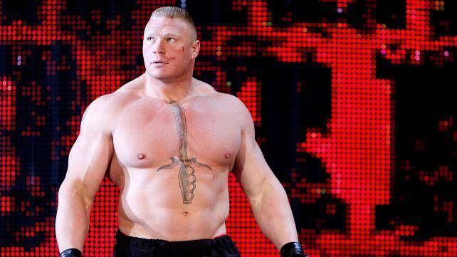 "Brock Lesnar On Conor McGregor: ""Man, I Take S**ts Bigger Than That Kid"""