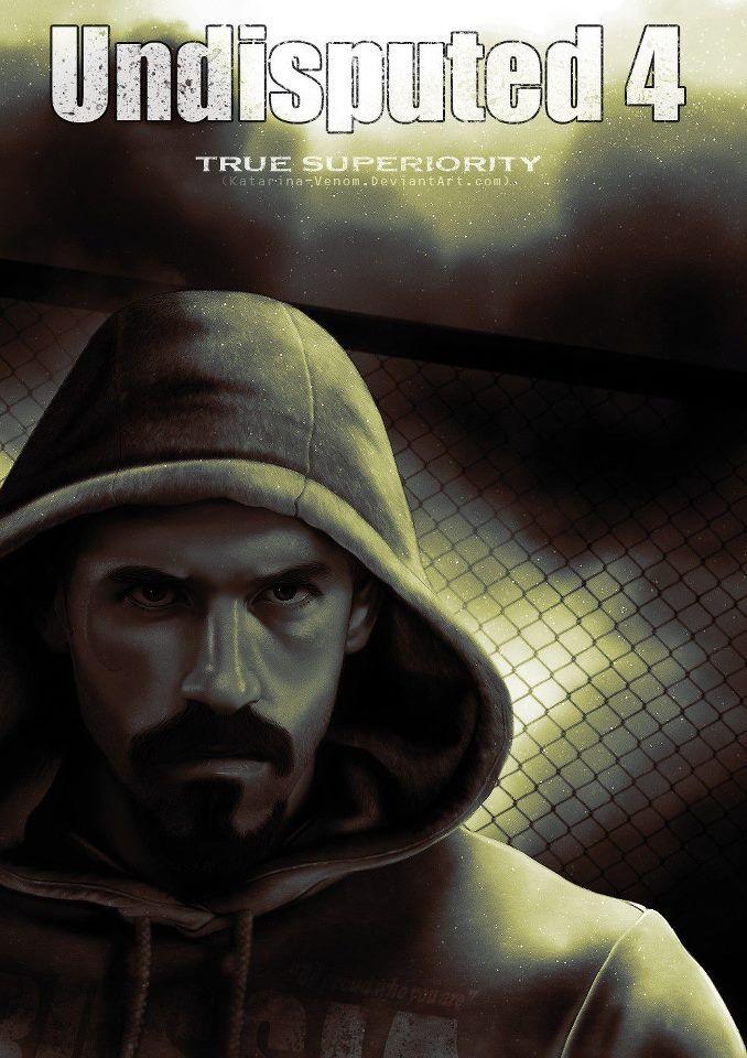 Yuri Boyka Undisputed 4 Movies Movie Posters