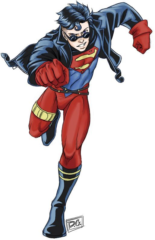 young justice superboy season 2 - Google Search | Superboy ...