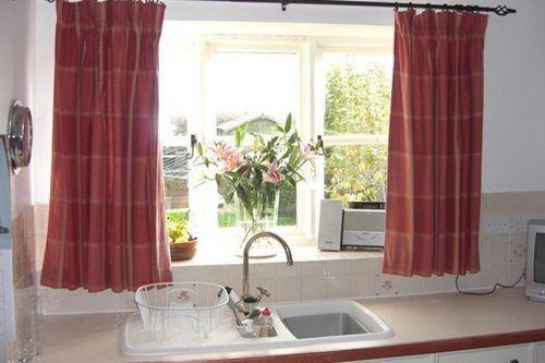 Cottage Kitchen Curtain Ideas Cottage Curtain Cheapcurtains