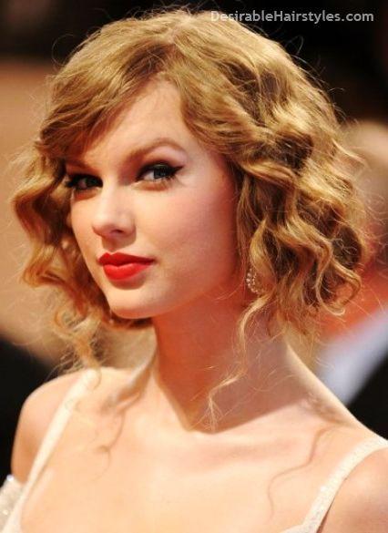20 kurze gewellte Frisuren für Mädchen #Short