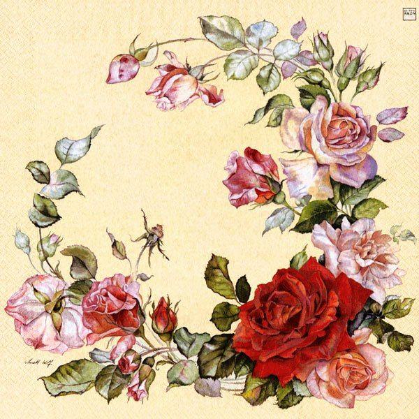 картинки для декупажа цветы - Google'da Ara
