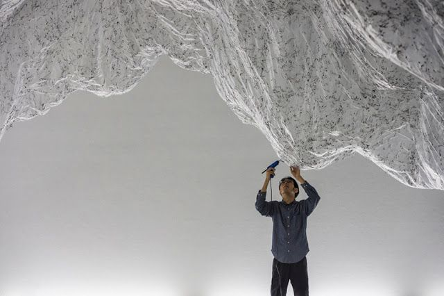 Onishi Yasuaki: Reverse of Volume | Junkculture