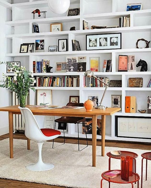 How to Style A Bookshelf on the Interior Collective