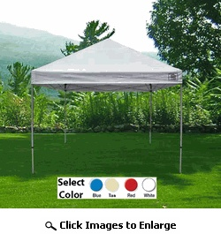 Impact Canopy 10 x 10 Easy Pop Up Canopy Tent Playa - Royal Blue - Red - Beige . YOU HAVE TO HAVE ONE OR TWO OF THESE IF YOU ARE A SERIOUS TENT CAMPER , THEY ARE FANTASTIC AND EZ TO SET UP A MUST HAVE , WAYNE AND I HAVE TWO.