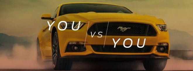 """Ford MUSTANG GT 2016, commonly known as """"American Muscle"""", launched in India.  Highlights:- 1. World's most popular sports car 2. Powerful Engine - 401PS Power and 515Nm Torque 3. 0-100 in less than 5 secs 4. Price: 65 lakhs (ex-showroom Delhi) #thrillthrush #ford #mustang #americanmuscle #sportscar"""