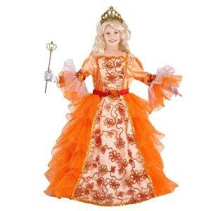 Βασίλισσα του Ήλιου στολή για κορίτσια με στέμμα
