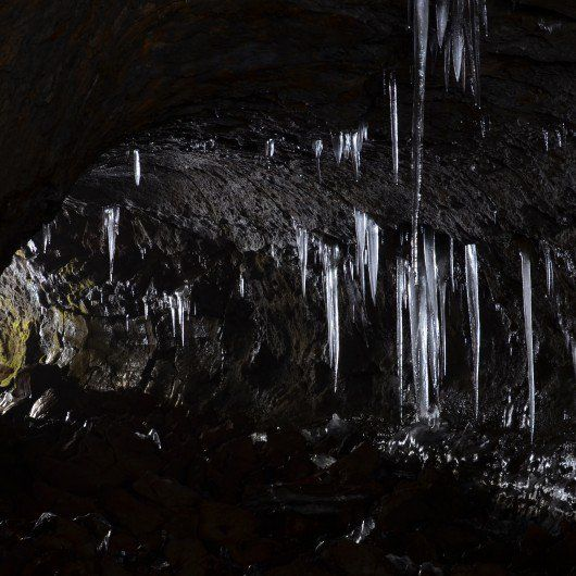Guler Ice Caves Washington