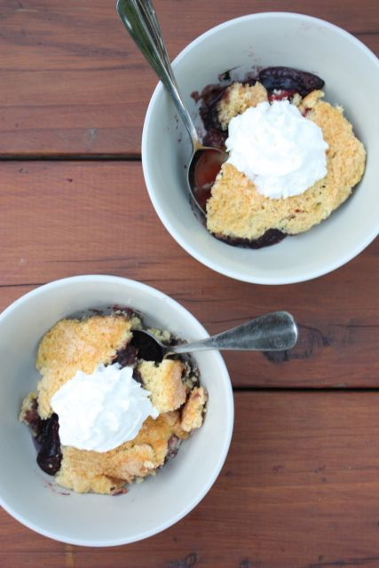 Baking Outside The Kitchen Easy Dutch Oven Cobbler Camping IdeasCamping