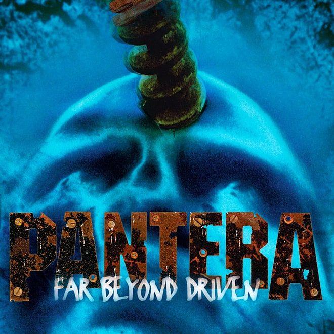 Pantera, 'Far Beyond Driven' (1994)