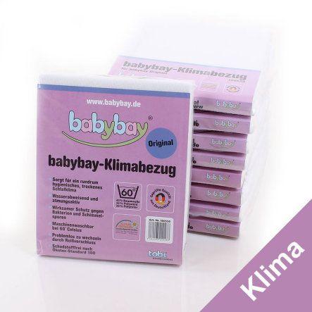 Babybay Original Klima-Bezug