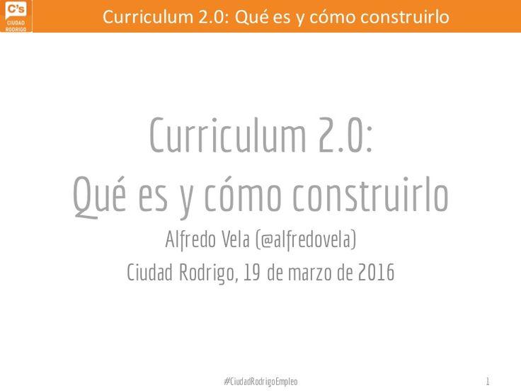 Curriculum 2.0: Qué es y cómo conseguirlo