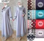 Jual : Only Grey Maxi Dress - 13097 - Rp 110,000
