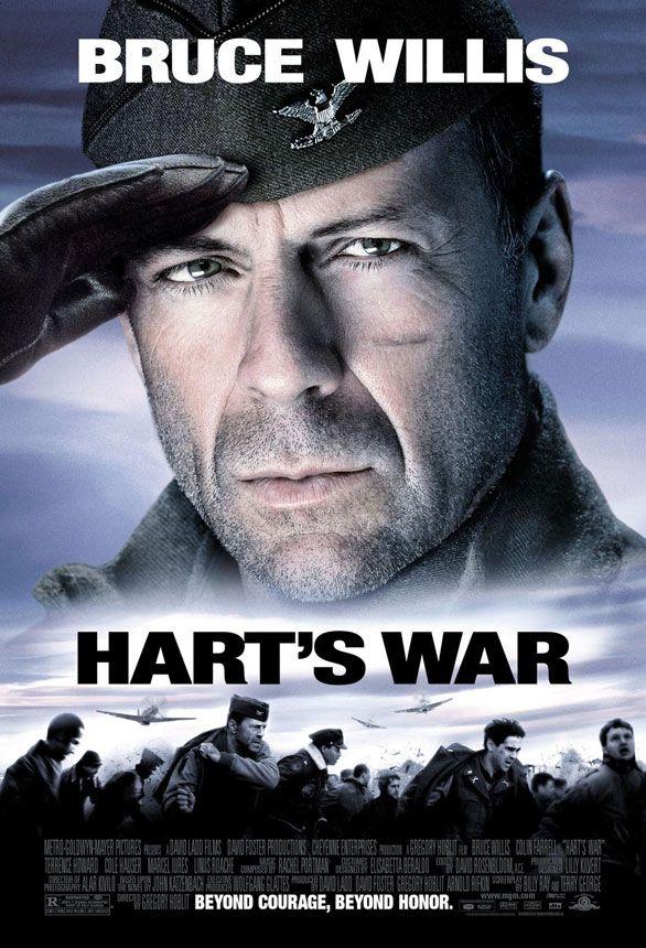 Hart's War ~ Bruce Willis, Colin Farrell, Terrence Howard, Cole Hauser, Sam Worthington.
