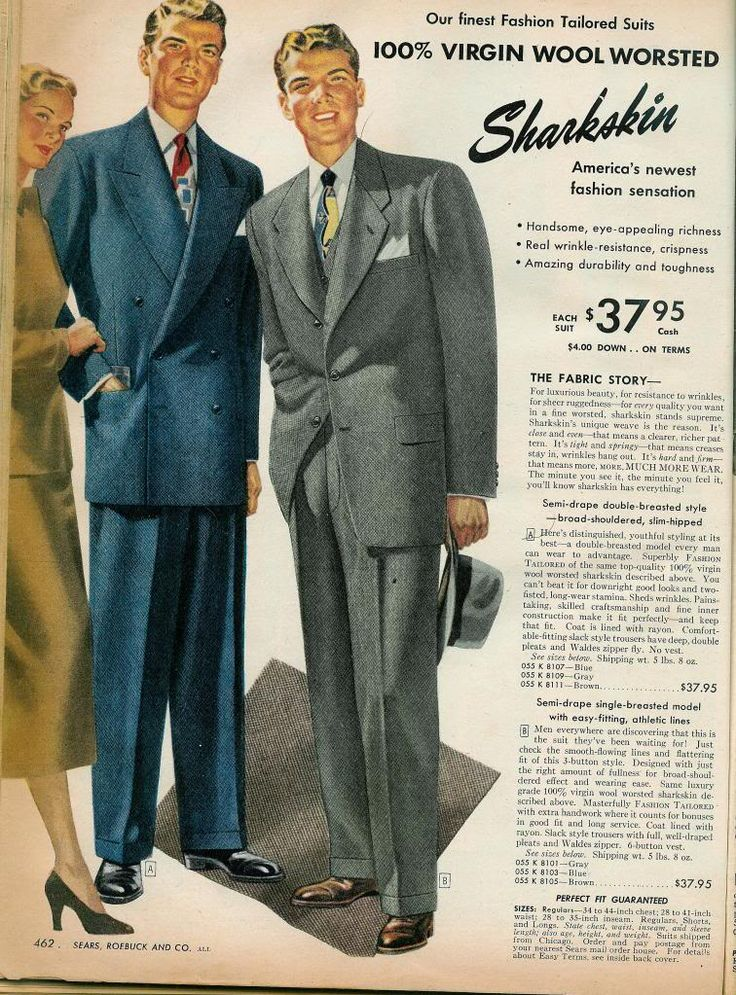 124 Best Images About 1940 39 S Menswear On Pinterest 1940s Mens Fashion 1940s Fashion And