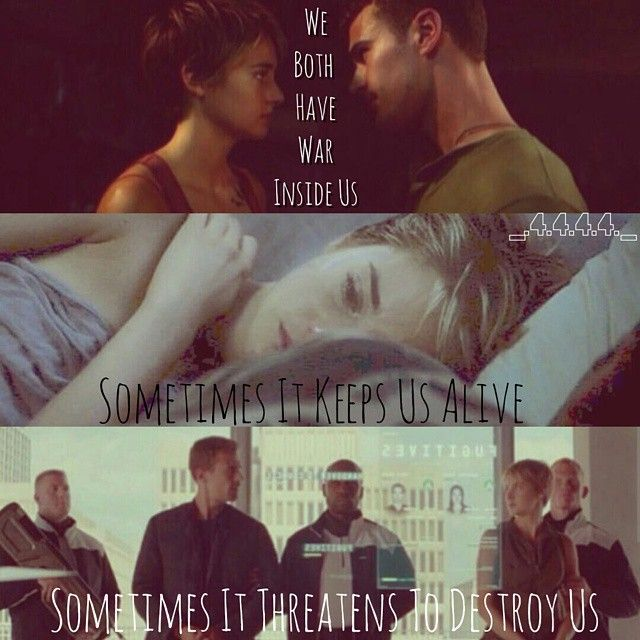 """We Both Have War Inside Us. Sometimes It Keeps Us Alive.… by @_.4.4.4.4._ - PICBI"