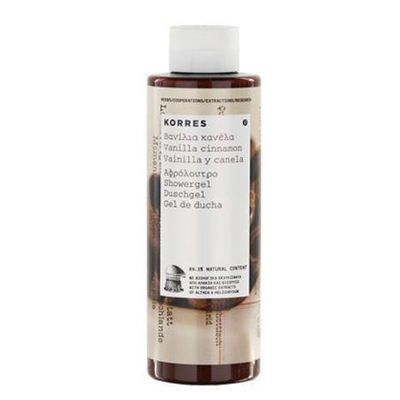 Korres Showergel Vanilla-Cinnamon är en blandning av exotisk färsk kokos med…