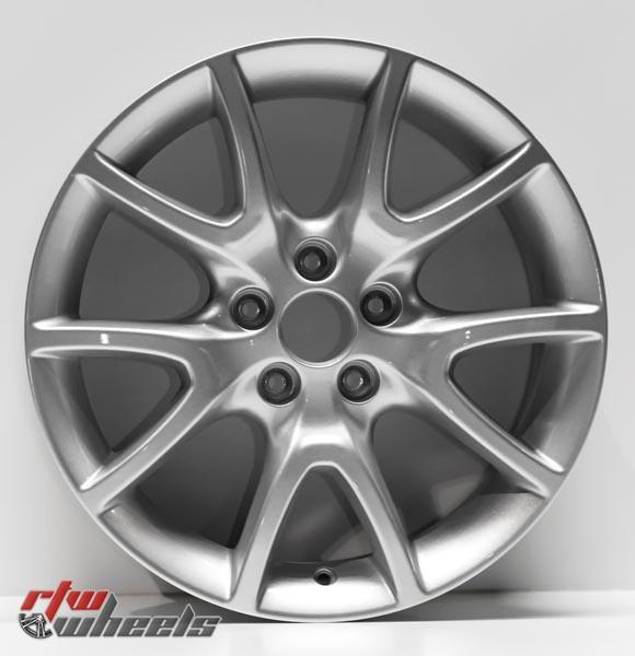 "17"" Dodge Dart oem replica wheels 2013-2016 Silver rims - https://www.rtwwheels.com/store/shop/17-dodge-dart-oem-replica-wheels-for-sale-silver-rims-aly02445u20n/"