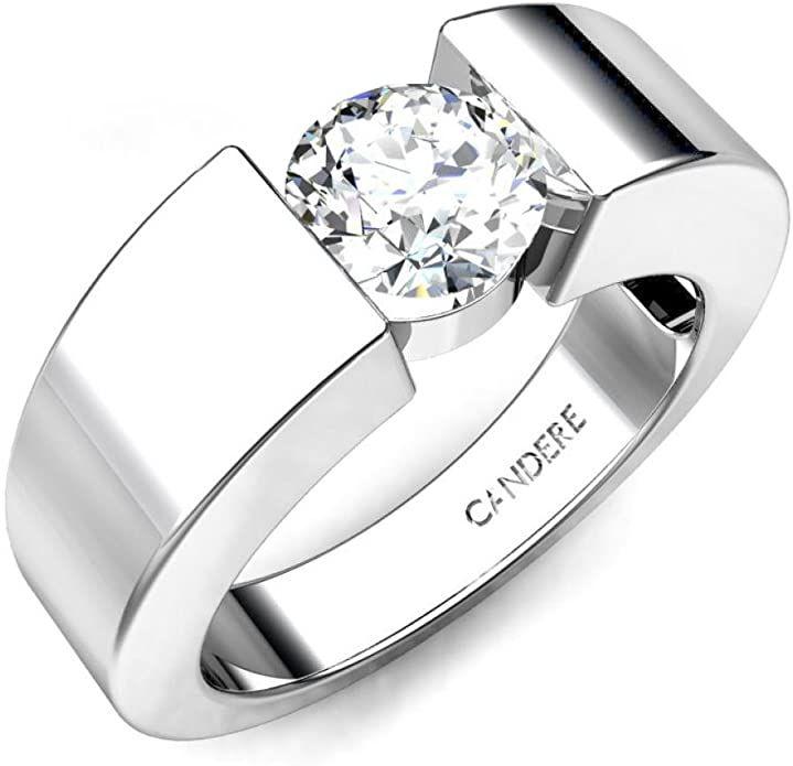 Mens Silver Rings Sterling Silver Fashion Rings For Men In 2020 Mens Silver Rings Mens Rings Wedding Diamond Men Diamond Ring