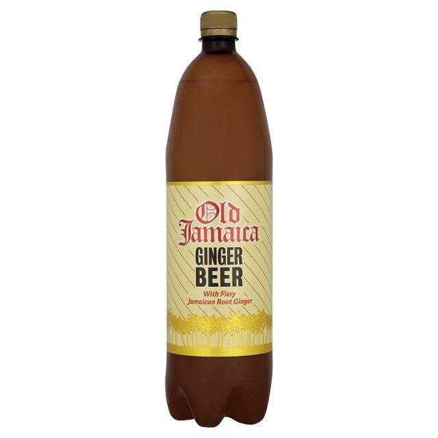 DG Old Jamaica Ginger Beer