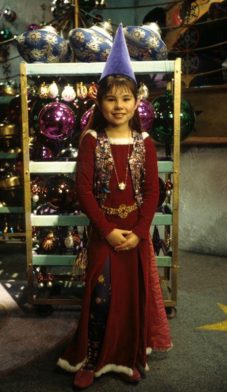 costume designer for The Santa Claus carol ramseyPaige Tamada as Judy